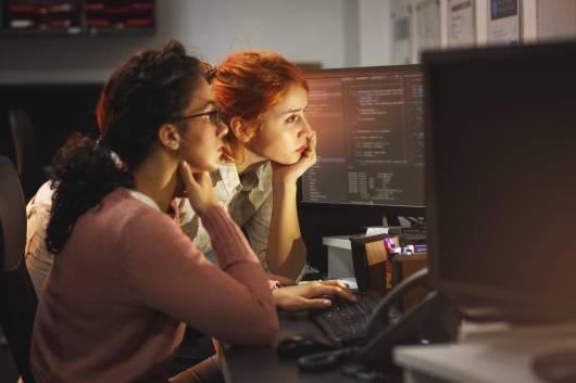 Développement, Design, BackOffice... une équipe complète pour vous assister.