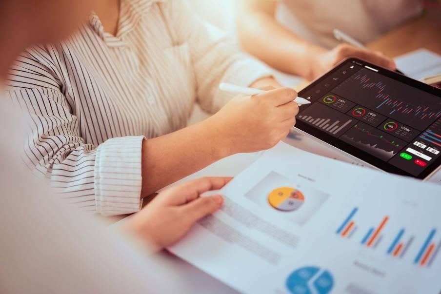 Statistiques et Business Intelligence Dashboard