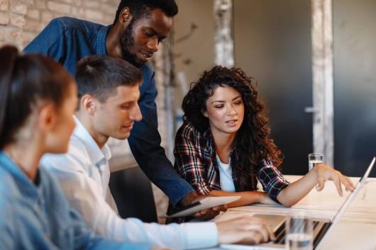Equipe pluridisciplinaire pour vos projets e-commerce et markeplace