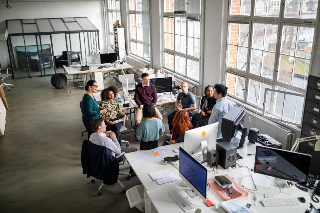 Equipe d'experts répondant à vos besoins techniques, logistiques, ecommerce, opérationnel ou marketing